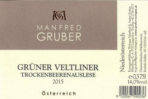 Grüner Veltliner Trockenbeerenauslese Image