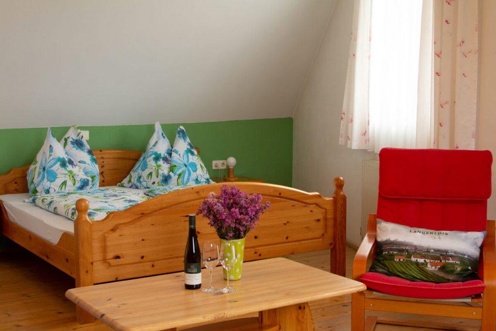 Weingut Gruber Zimmer 1