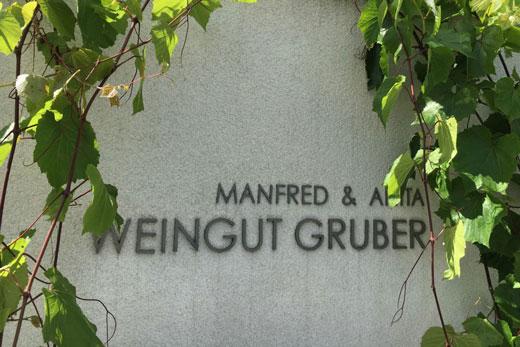 Mauerschild Weingut Gruber